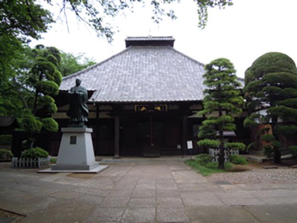 2.現在の蓮昌寺本堂
