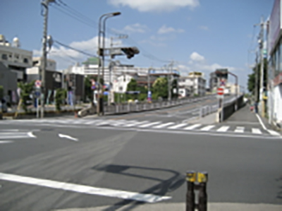 産業道路の起点_川口陸橋